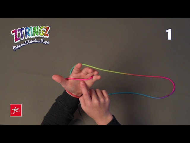 Ztringz Academy: Figure Parachute - Parachute - Fallschirm - Paracadute 11