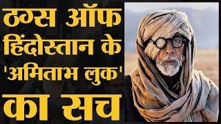 क्या Thugs of Hindostan में ऐसे दिखेंगे Amitabh?   Amitabh film look   Viral Image