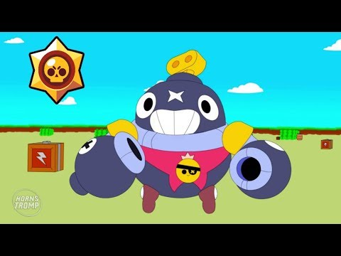 BRAWL STARS: BEST ANIMATION COMPILATION #6