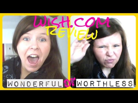 wishcom reviews   app review wonderful  worthless wednesday youtube