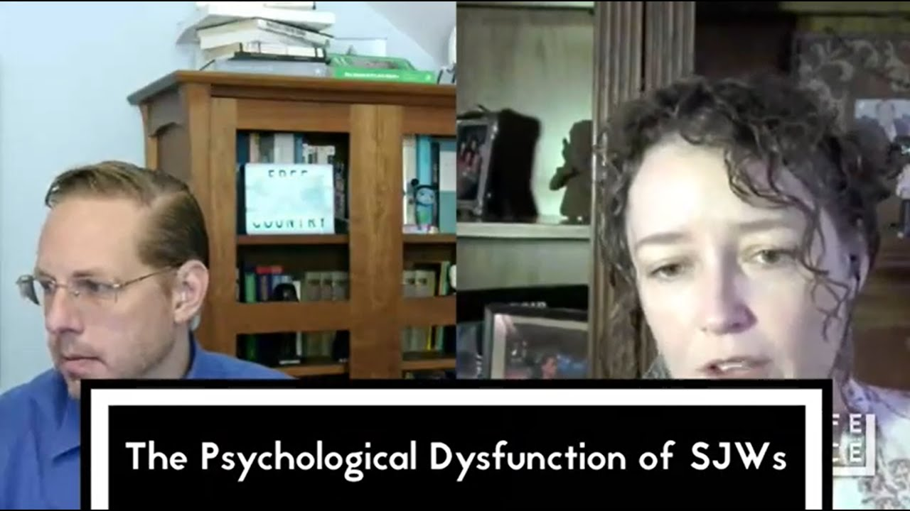 [Clip] The Psychological Dysfunction of SJWs