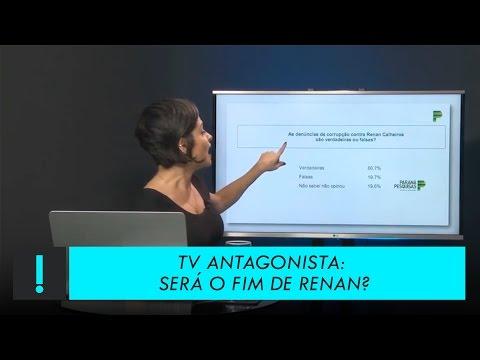 AO VIVO | Será o FIM de Renan?