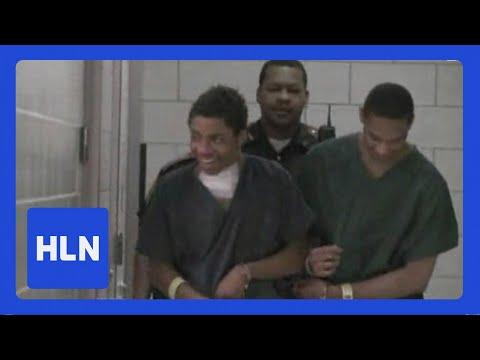 Teen Murder Suspect Smirks in Shackles