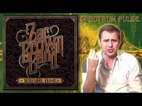 Zac Brown Band - Welcome Home - Album Review