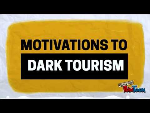 Dark Tourism / Travel Behavior