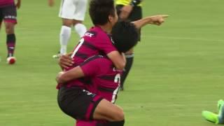7月23日vsファジアーノ岡山(シティライトスタジアム) thumbnail