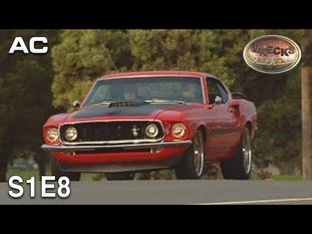 Wrecks to Riches | S1E8 | The Legend