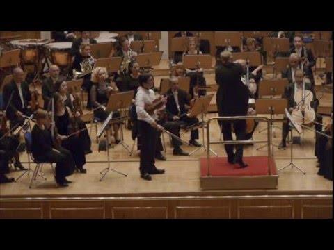 Demirhan GOKBUDAK Plays P.I. TCHAIKOVSKY D Major Violin Concerto Op. 35