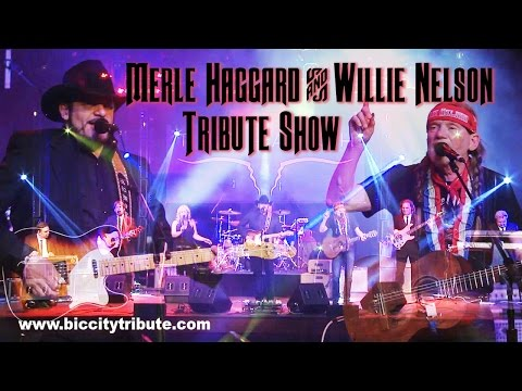 California Country Band  - Big City Tribute - True Willie Tribute - Orange County - Corporate Events