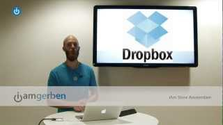 iLearn: Wat is Dropbox?