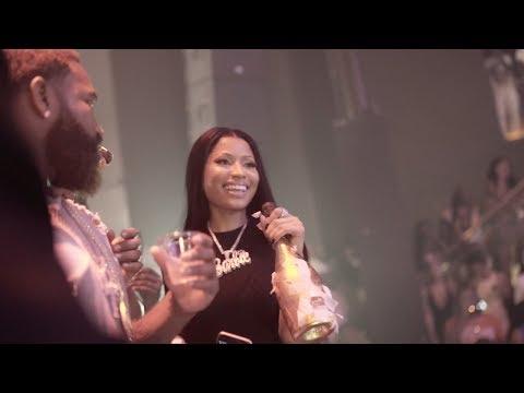 Nicki Minaj, Gucci Mane, Migos MDW 17 Documentary