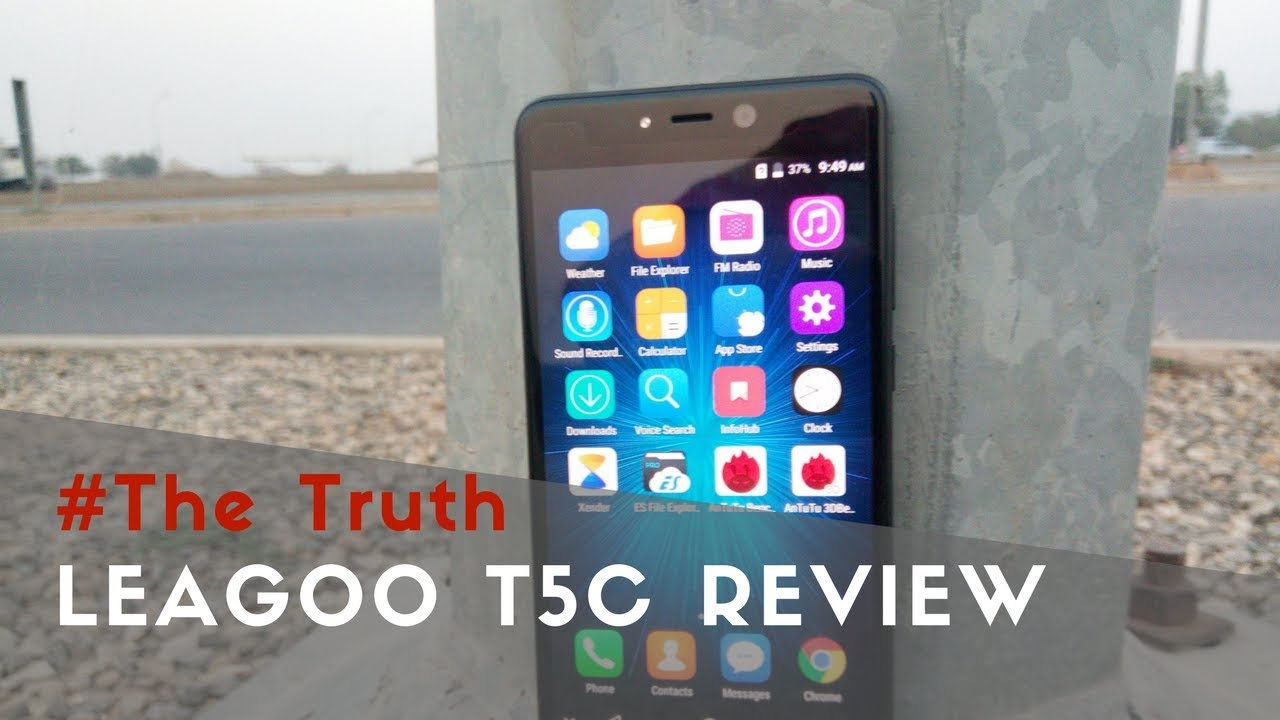 Leagoo T5C Review: The Detailed Truth and Performance Test | DroidAfrica
