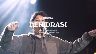 Hindia - Dehidrasi (Live Recorded Version at Bandung - 2020)