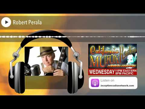 Robert Perala | A Definitive Existential Theory of Extraterrestrial Beings