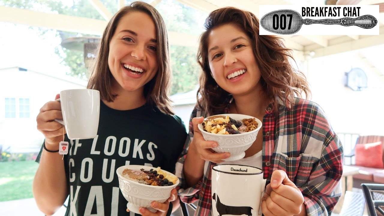 How To Stay Healthy While Eating Out & Traveling as a Vegan (Breakfast Chat)