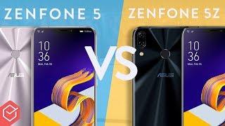 Asus Zenfone 5z vs Zenfone 5 - Vale fazer o upgrade? [ Comparativo ]