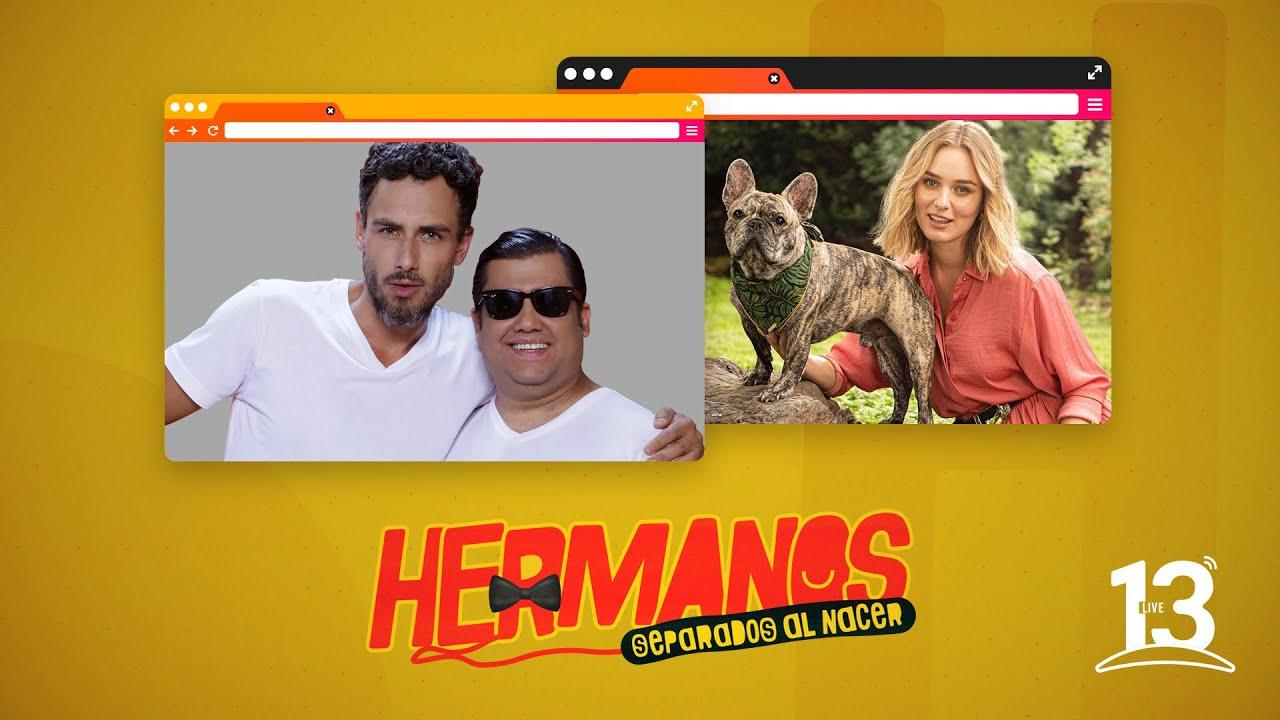 """[EN VIVO] Ya estamos junto a Nacho Pop y Marcello Marocchino en """"Hermanos, separados al nacer"""". Hoy"""
