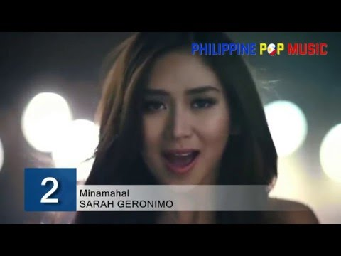 Philippine Pop Music Top 20 - 2016 January