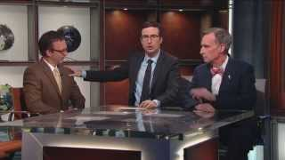 Climate Change Debate: Last Week Tonight with John Oliver (HBO)