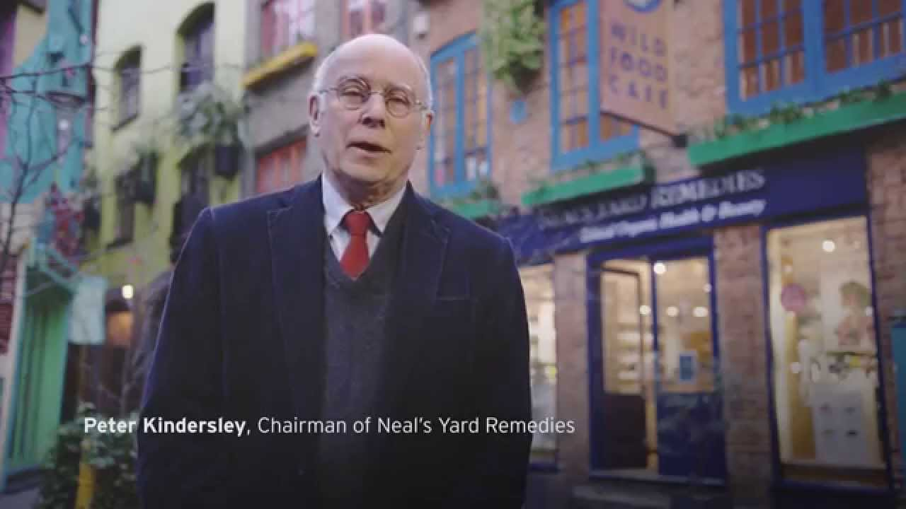 Neal's Yard Remedies : Exporting is GREAT