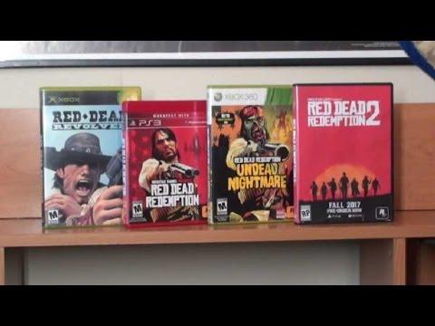 Red Dead Series (Rockstar Games)
