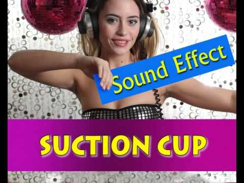 sound effect suction cup