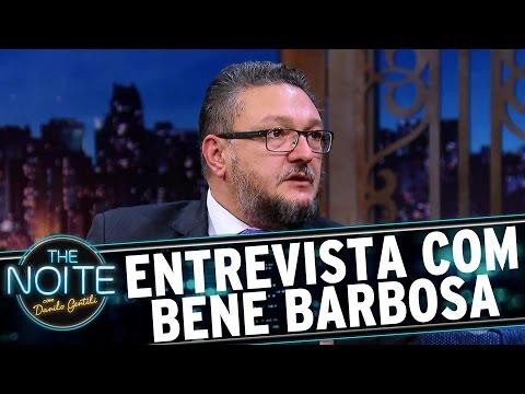 Entrevista com Bene Barbosa   The Noite (16/05/17)