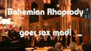 Bohemian Rhapsody Goes Sax Mad!