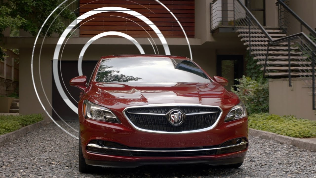Interior Comfort Inside The All New 2017 Lacrosse Buick Youtube