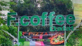 F Coffee Dalat quán cà phê nổi tiếng Đà Lạt - F.Coffee and Shop Top 3 quán cafe đẹp Đà Lạt