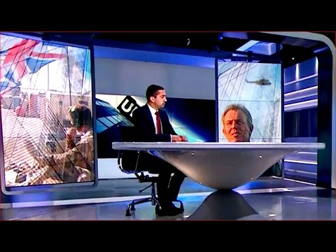 Iraq Inquiry: Does Chilcot go far enough on Tony Blair? - UpFront (Arena)