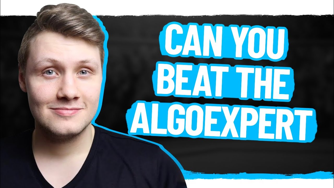 I Challenged The AlgoExpert To A Trivia Game - Who Wants To Be A Megabit
