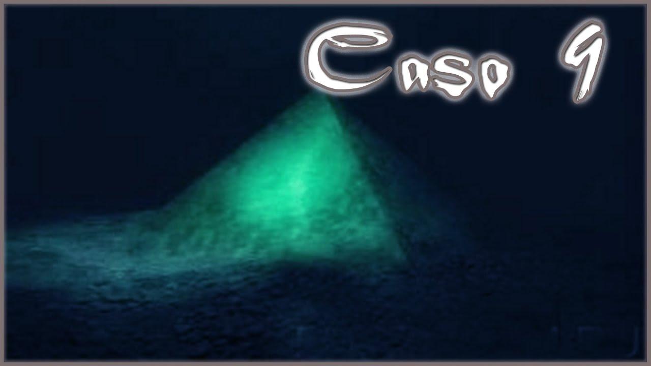 Nuove scoperte dal triangolo delle bermuda. Trovate piramidi di cristallo gigantesche