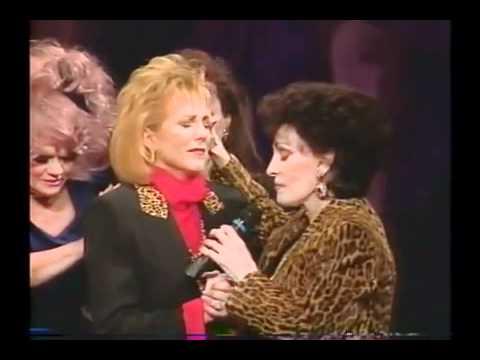 """Rita Gumm """"Dottie Rambo Praying For Rita"""" On TBN"""