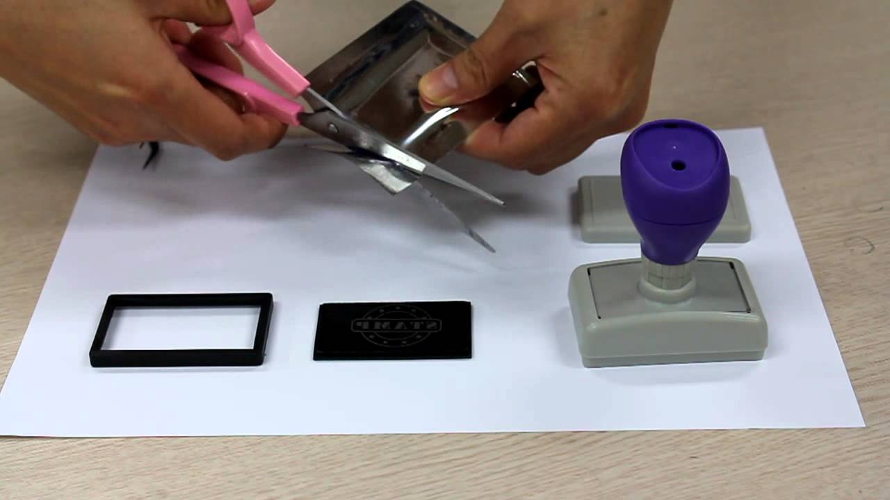 How to Make Flash Stamp
