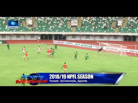 2019 NPFL Fixtures: Plateau Utd Hold Akwa Utd To A 2-2 Draw |Sports This Morning|