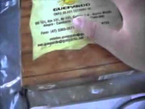 090f1a3fb Chuveiro para Camping Guepardo - YouTube