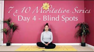 7 x 10 Meditation Series - Day 4 - Blind Spots