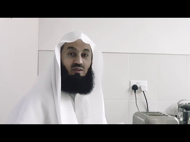 There is Definitely Hope! - Mufti Menk