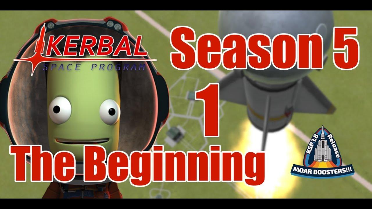 Download Season 5 Begins! [1] Kerbal Space Program Season 5
