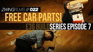 FREE CAR PARTS from O'Reillys? //E36 BLD EP:7//022