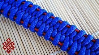 Repeat youtube video Fishtail Belly Paracord Bracelet Tutorial