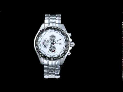 Часы Daniel Wellington Sheffield - обзор реплики - YouTube