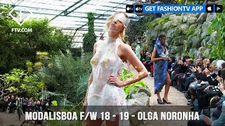 ModaLisboa Fall/Winter 18 - 19 - Olga Noronha | FashionTV | FTV
