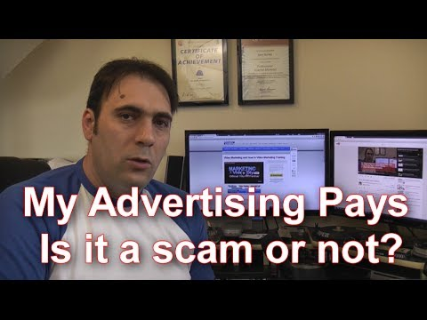 My advertising pays 2.0 – is it a scam or not?