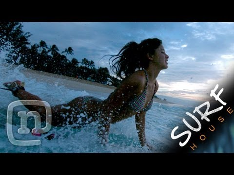 Hawaii's North Shore Days & Nights: Surf House Ep. 2