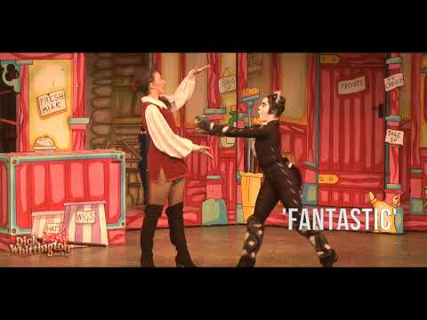 Dick Whittington and his Cat Eastbourne Pantomime Trailer