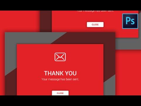 015 | Modal UI UX Design Tutorial - YouTube