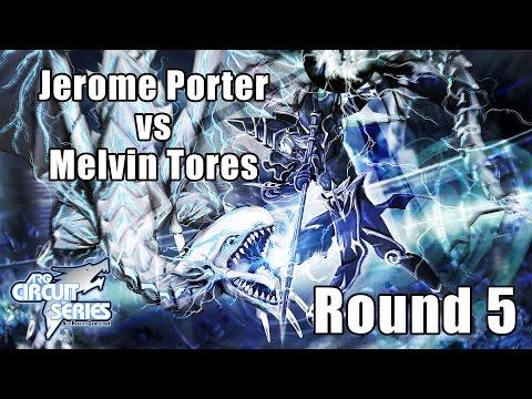 ARGCS Charlotte 2016 Round 5 Jerome Porter vs Melvin Tores