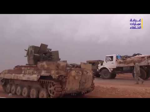 Syrian Army IRGC awaits  green light to  storm Albukamal  after  surrounding city
